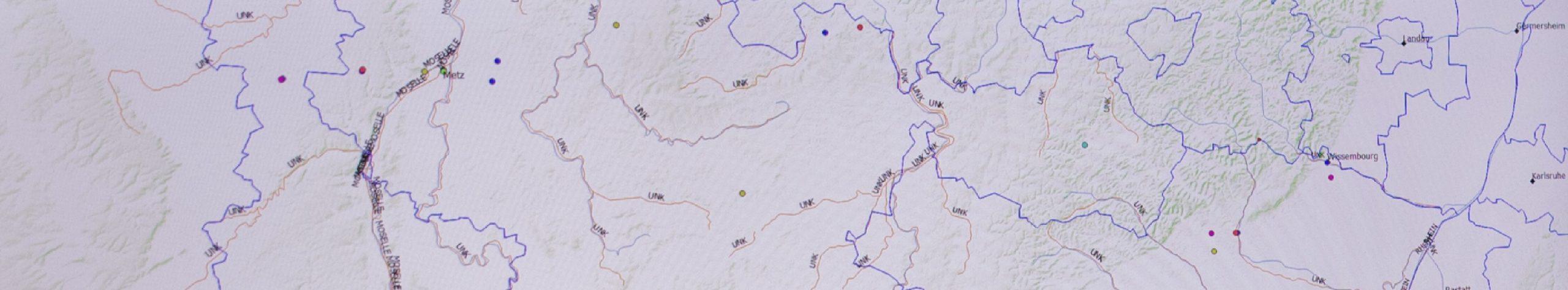 Cartographie des smart meters et leurs types